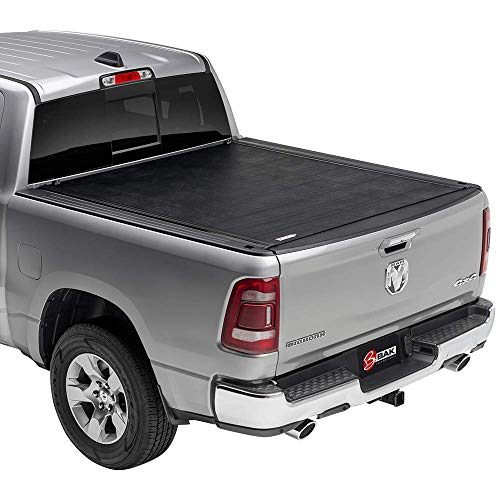BAK Revolver X2 Hard Rolling Truck Bed Tonneau Cover | 39214 | Fits 2009-20 Dodge Ram 8' Bed