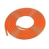 Sourcingmap - Cintura tonda per trasmissione in poliuretano ad alte prestazioni, 2 pezzi, 6mm(10ft)