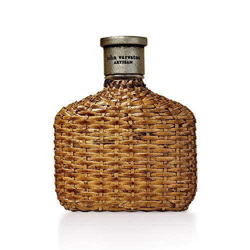 John Varvatos, Agua de colonia para hombres - 75 ml.