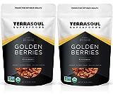Terrasoul Superfoods Organic Golden Berries, 2 Pounds