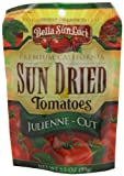 Bella Sun Luci Dried Julienne Tomato Cut Dry, 3.5-Ounce (Pack of 6)