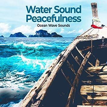 Water Sound Peacefulness
