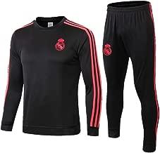 WigColtd Sportbekleidung Herren Jersey Fußball Trainingsanzug Langarm & Beine Fußball Sportswear