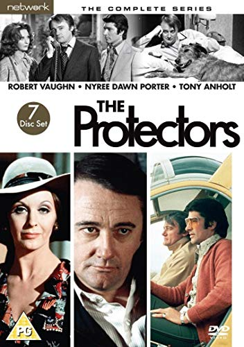 The Protectors - Complete Series [7 DVDs] [UK Import]