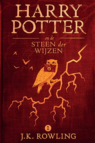 Harry Potter en de Steen der Wijzen (Dutch Edition)