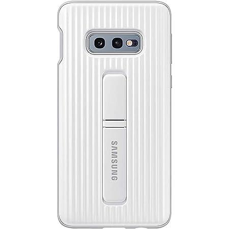 Protective Standing Cover Für Galaxy S10e Weiß Elektronik