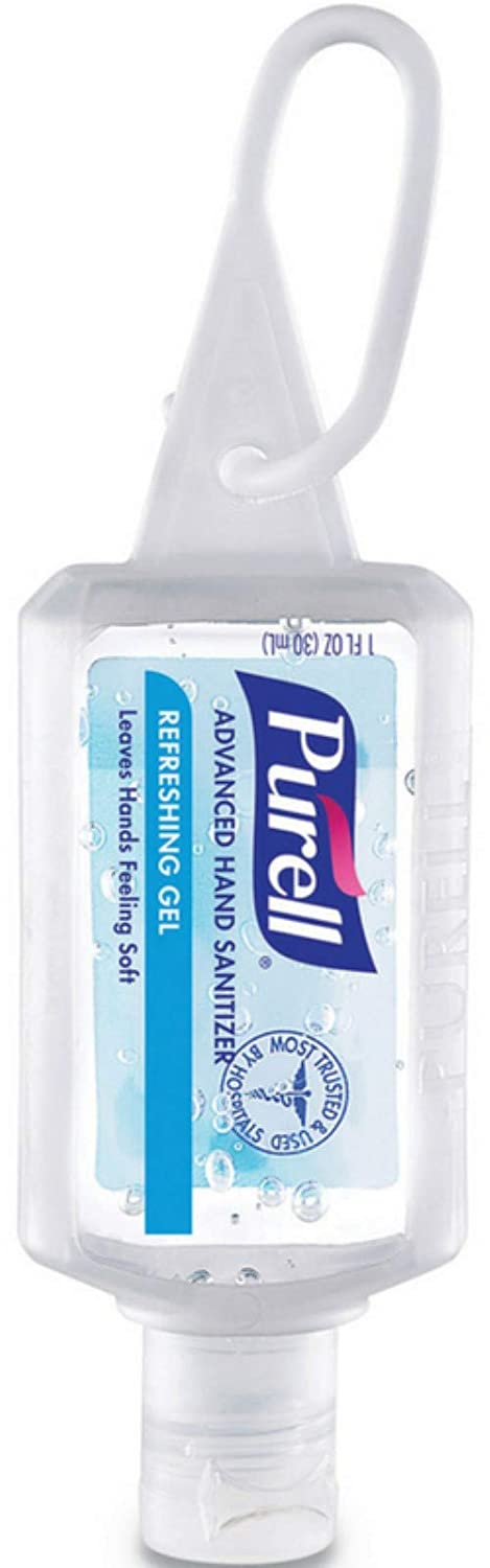 PURELL Advanced Instant Hand Animer and price revision Classic 1oz Bracelet- Jelly-Wrap Sanitizer