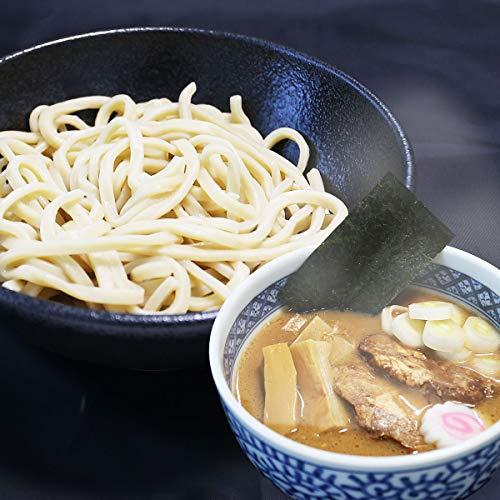 濃厚魚介つけ麺(10食セット)こだわりのオーション極太麺使用