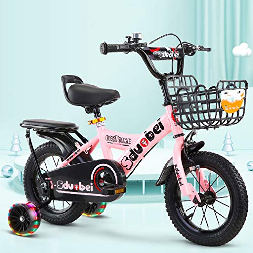 LEL 20' Wheel Boys Bike with Funky Flash Auxiliary Wheel Children's Bicycle(Kid Height 120cm-150cm)
