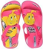 Ipanema Looney Tunes Baby, Sandale Plate bébé Fille, Rosa, 21 EU