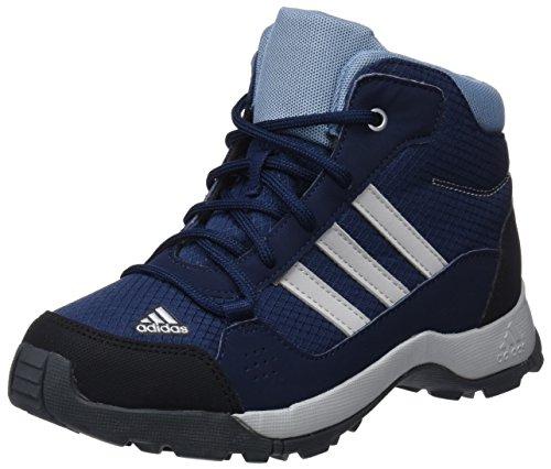 adidas Unisex-Erwachsene Hyperhiker K Trekking- & Wanderstiefel, Blau (Maruni/Gridos/Grinat 000), 38 2/3 EU