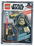 Blue Ocean LEGO Star Wars Emperor Palpatine Minifigure Foil Pack Set 912169 (empaquetado)