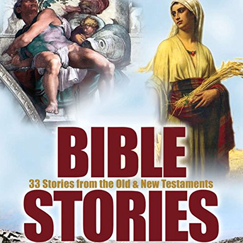 Bible Stories cover art