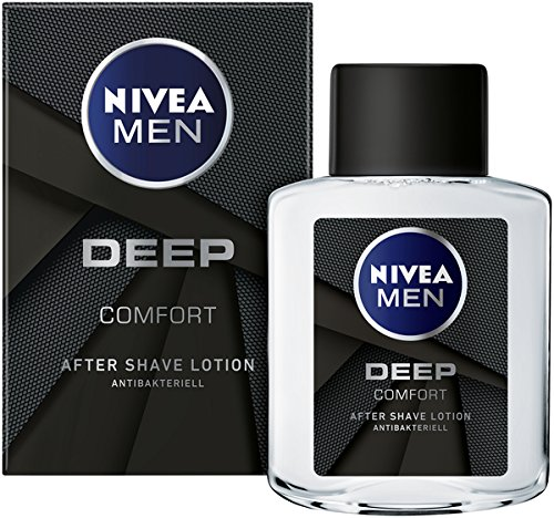 NIVEA MEN DEEP After Shave im 6er Pack (6 x 100 ml)