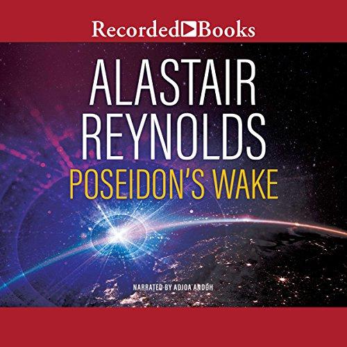 Poseidon's Wake cover art