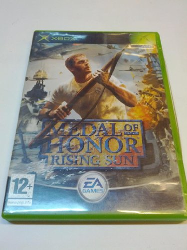 Xbox - Medal Of Honor - Rising Sun