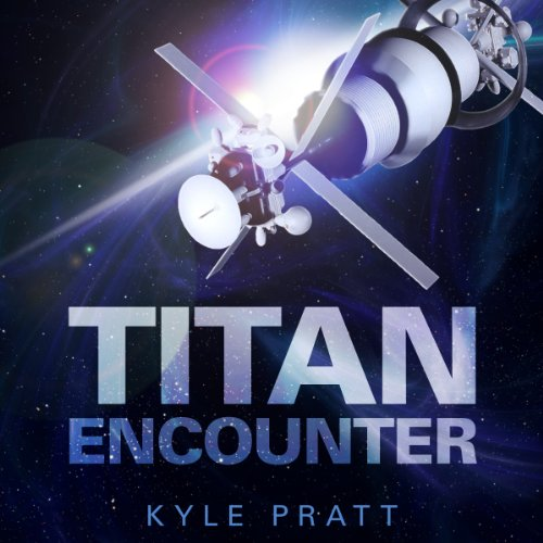 Titan Encounter audiobook cover art