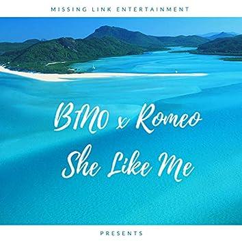 She Like Me (feat. Romeo)