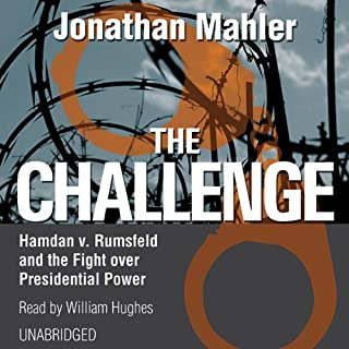 The Challenge audiobook cover art