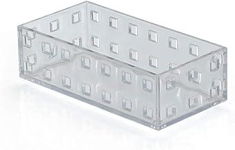 Caixa Modular 1 Ps Cristal 325 Ml Arthi Translúcido