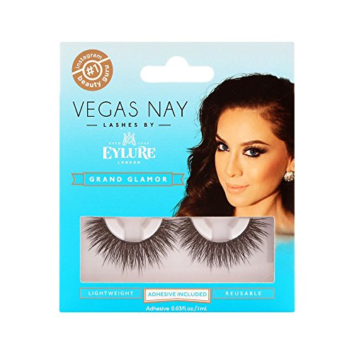Eylure, Vegas Nay Lashes, Grand Glamor, ciglia finte
