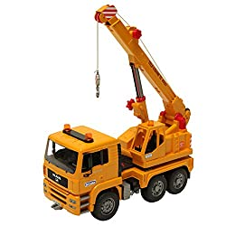 top rated Bruder 02754 MANTGA Truck Crane 2021