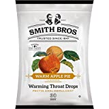 Smith Brothers Warm Apple Pie Warming Throat Drops, 30 Count Each (Value Pack of 9)