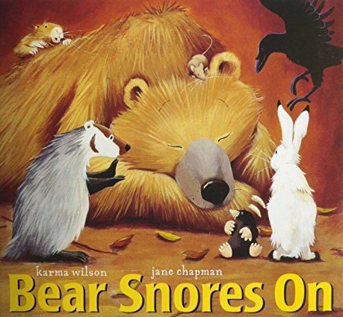 Image of the Bear Snores On (Storytown)