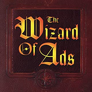 The Wizard of Ads audiobook cover art