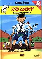 Les aventures de Kid Lucky, Tome 1 - L'apprenti cow-boy : Opération L'été BD 2016 d'Achdé