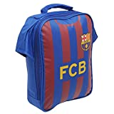 Official Football Merchandise - Bolsa para almuerzo, diseño de camiseta de equipos de fútbol Barcelona FC Talla:Approx 29 x 22 x 6cm