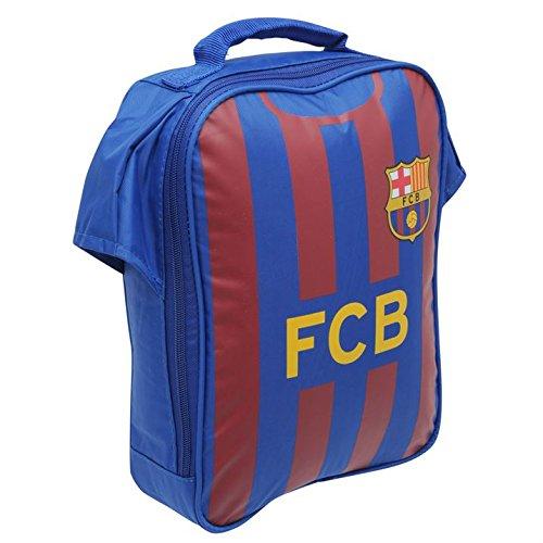 Offizielles Fußball Merchandise Set Lunchtasche, Barcelona FC, Circa 29 x 22 x 6 cm