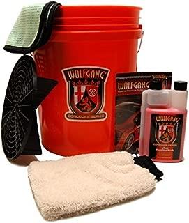 Wolfgang Uber Rinseless Wash in-a-Bucket Kit