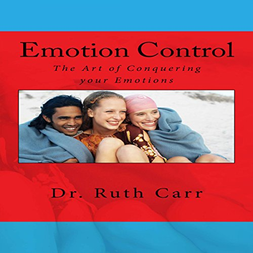 Emotion Control audiobook cover art