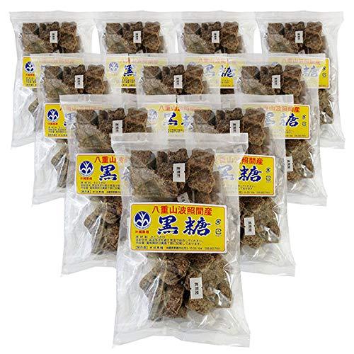 波照間産黒糖 10袋セット(小分け包装 100g×5)