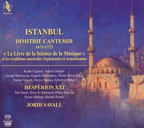 Istanbul - Dimitrie Cantemir