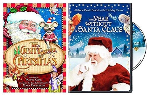 The Year Without a Santa Claus & Mary Engelbreit's The Night Before Christmas