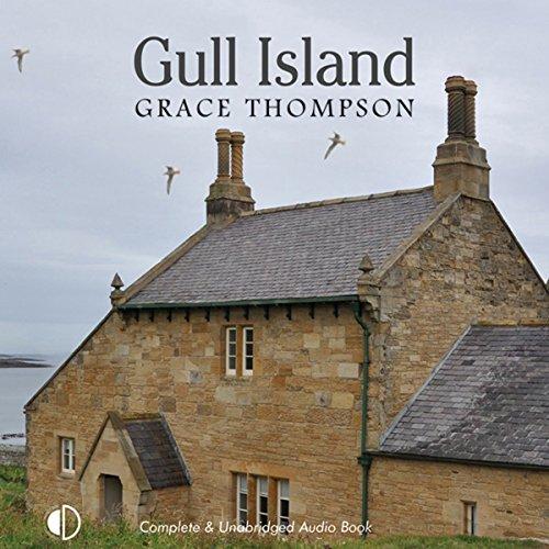 Gull Island audiobook cover art