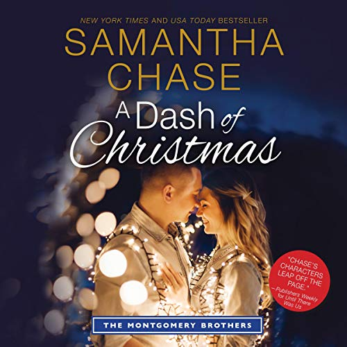 Couverture de A Dash of Christmas