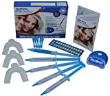 Professional At Home Teeth Whitening System by Sparkling White Smiles | Whitens & Brightens Up To 6 Shades in 2 Days | Safe, Mess-Free, Easy to Use, Gentle & Effective Results