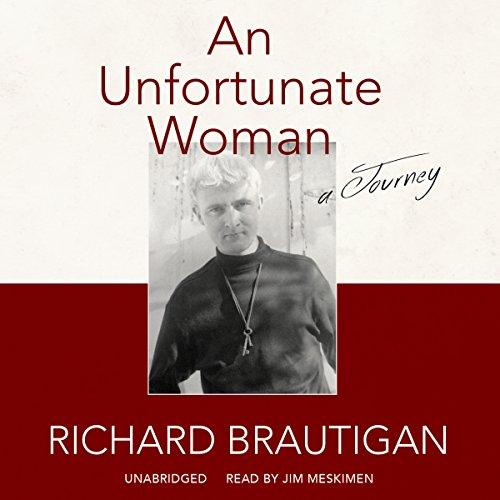 An Unfortunate Woman audiobook cover art