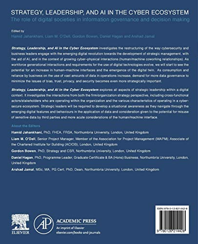 Strategy, Leadership, and AI in the Cyber Ecosystem: The Role of Digital Societies in Information Governance and Decision Making