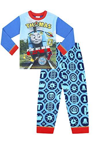 Thomas The Tank Engine Pyjamas 1 to 6 Years Boys Thomas PJs W19 (4-5 Years)...