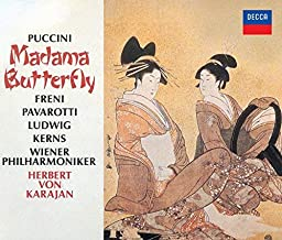 Puccini Madama Butterfly Limited