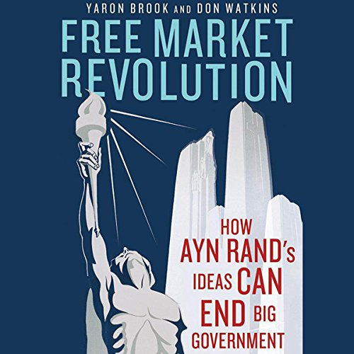 Free Market Revolution audiobook cover art