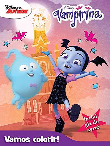 Disney - Vamos Colorir - Vampirina