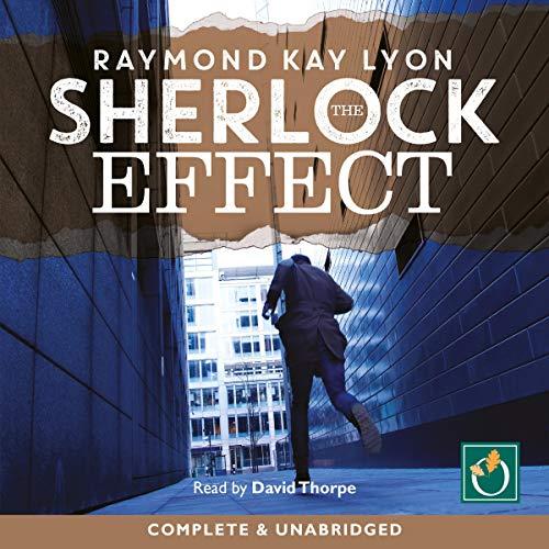 The Sherlock Effect audiobook cover art