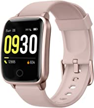 Willful Smart Watch for Men Women 2020 Version IP68 Waterproof, Fitness Tracker Heart Rate...