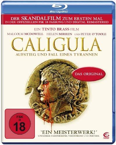 Calígula (Ed. Imperial) / Caligula (1979) [ Origen Alemán, Ningun Idioma Espanol ] (Blu-Ray)