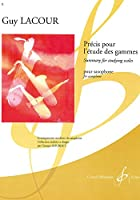 ラクール : 音階練習 第一巻 (サクソフォン教則本) ビヨドー出版